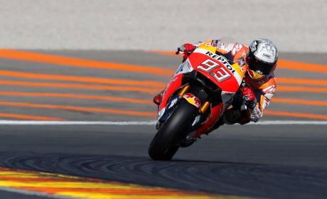 Marc Márquez piloto de MotoGP