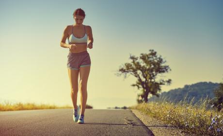 Running en verano