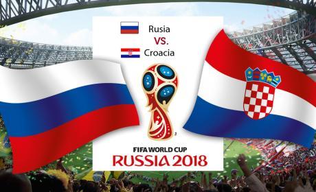 Rusia vs Croacia