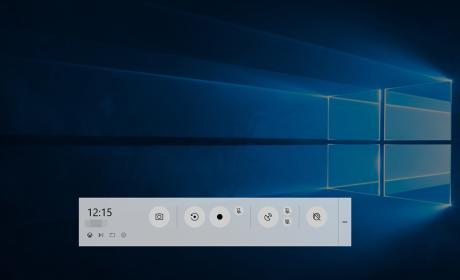 Cómo grabar la pantalla en Windows 10 sin programas
