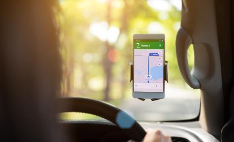 Google Maps tráfico navegador GPS