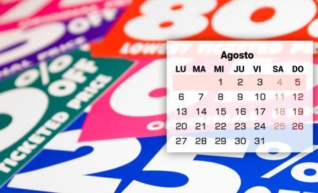 Mejores ofertas agosto semana 1