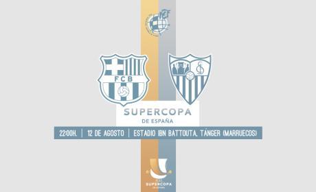 supercopa 2018 barcelona sevilla