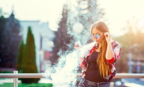 Vaping, vapear, cigarrillo electrónico
