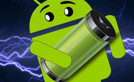 Ahorro batería Android