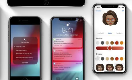 Así mejora el rendimiento de un iPhone después de instalar iOS 12