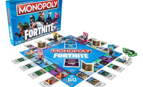 Monopoly de Fortnite