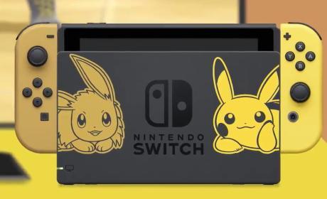 Nintendo Switch Pokémon Let's Go