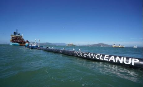 Limpiar  los oceanos