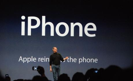 Steve Jobs iPhone keynote