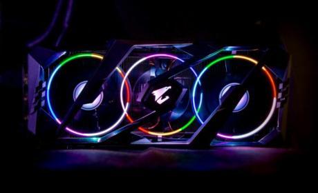 Aorus GeForce RTX 2080 Ti Extreme - esports