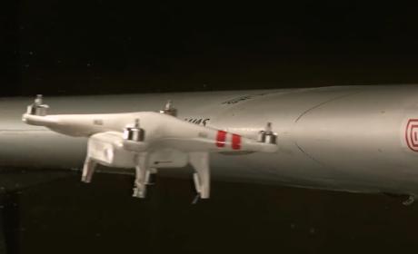 Dron avión