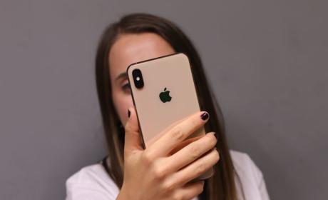 Face ID del iPhone XS Max