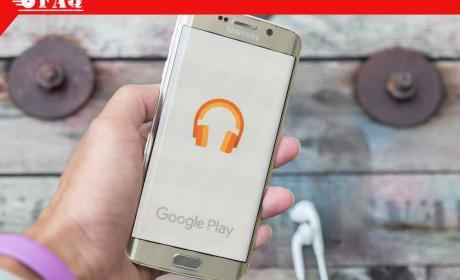 FAQ Google Play