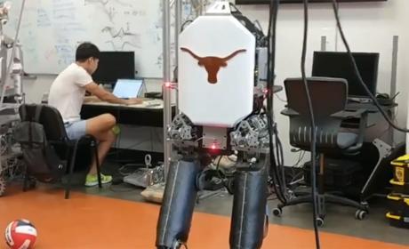 Robot Mercury