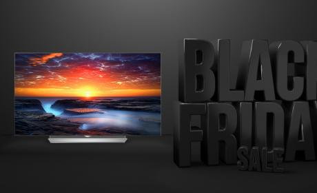 Black Friday 2018: televisor 4K OLED baratos