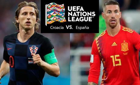 Croacia España