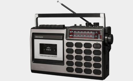 Cassette Crosley