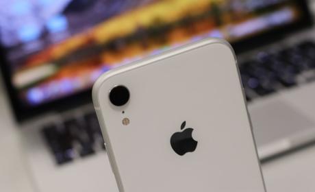 Diseño del iPhone XR