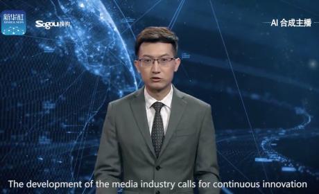 IA presenta noticias