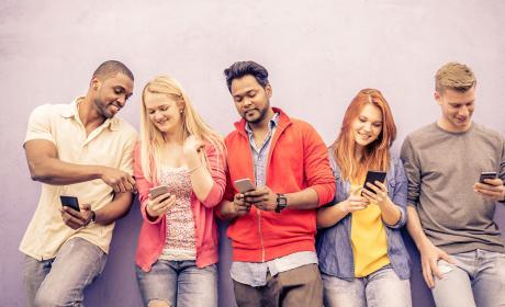 Los mejores móviles gama media de 2018