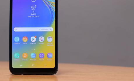 Samsung Galaxy A7 de 2018