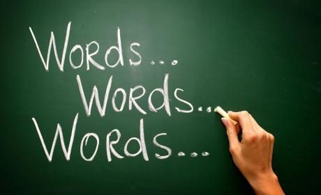 Trabalenguas palabras