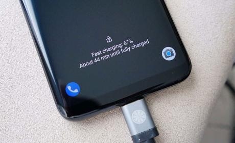Carga rápida Galaxy S9