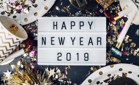 Frases de WhatsApp para felicitar Año Nuevo 2019