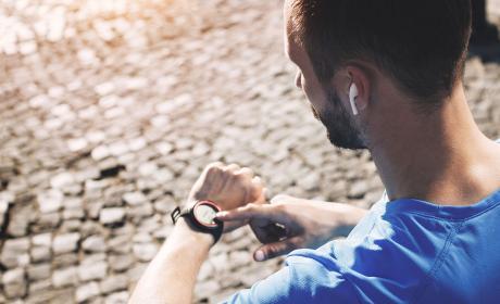 reloj inteligente running