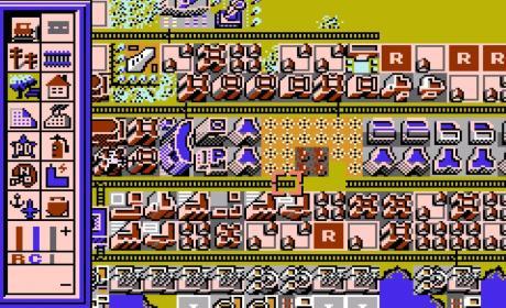 Sim City para NES