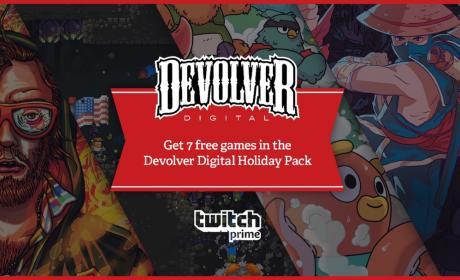 Juegos gratis Twitch Navidad