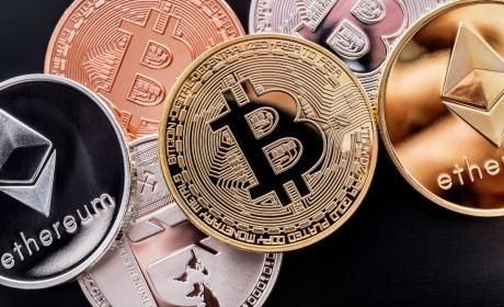 Varias criptomonedas, como Bitcoin o Ethereum