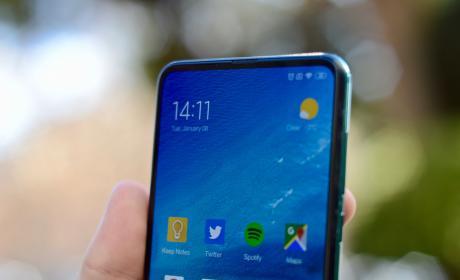 Fotografías del diseño del Xiaomi Mi MIX 3