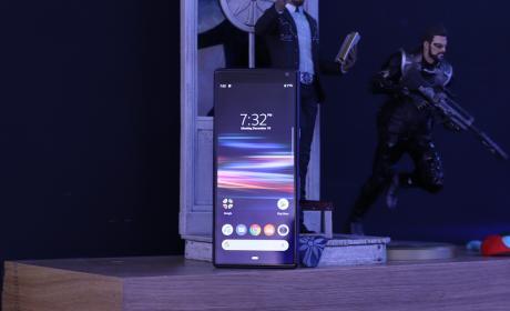 Sony Xperia 10 y Sony Xperia 10 Plus