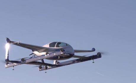 Coche volador de Boeing