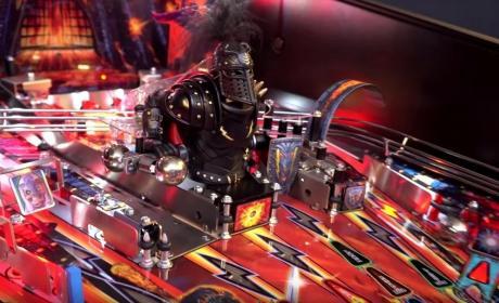 Pinball Black Knight
