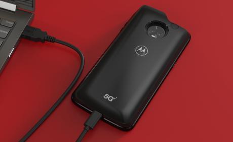 Motorola pondrá a la venta el Moto Mod 5G por unos 50 dólares