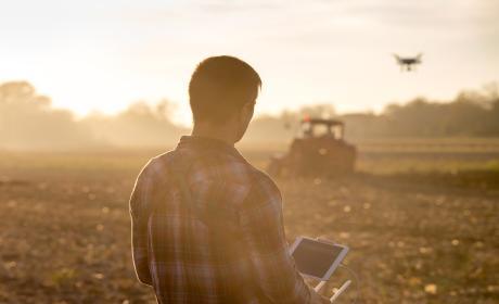 Cómo convertirte en piloto de drones, una profesión con mucho futuro
