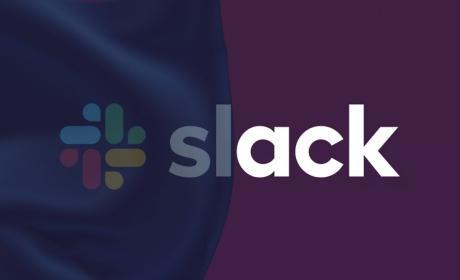 modo oscuro para slack
