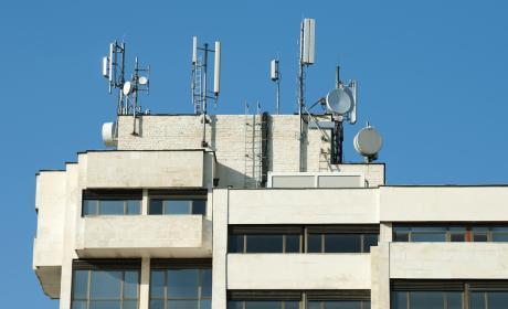 Antenas móviles