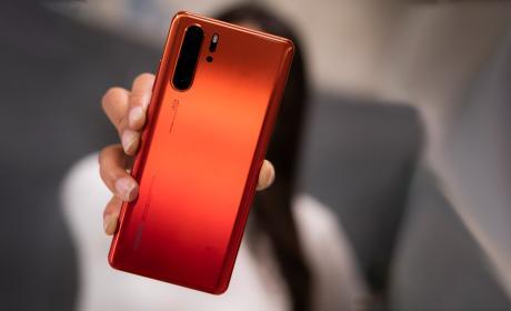 Brand Huawei P30