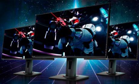Monitores gaming, monitores gaming Asus, monitores asus, Monitores para jugar, Asus, asus gaming, monitores G-sync