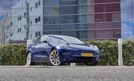 Prueba de la tecnología del Tesla Model 3