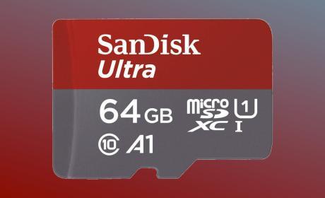 SanDisk Ultra 64 GB