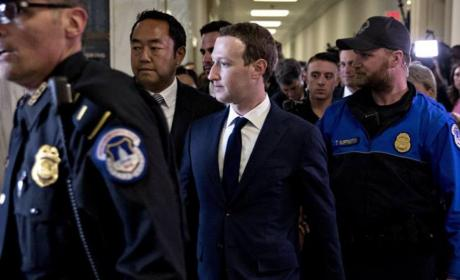 Seguridad Mark Zuckerberg
