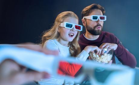 TV en 3D