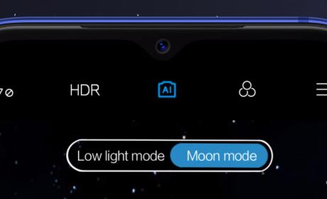 Modo luna Xiaomi Mi 9 SE