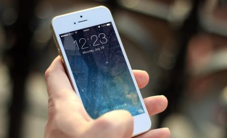 Código Pin en Iphone