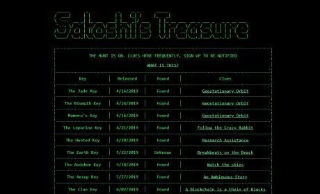 Satoshi's Treasure
